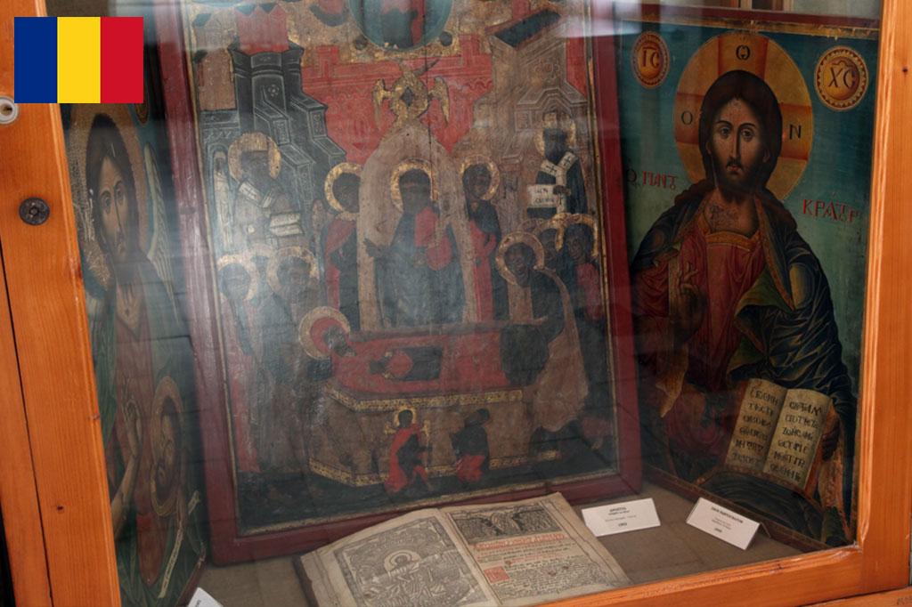 Религиозен маршрут в окръг Олт