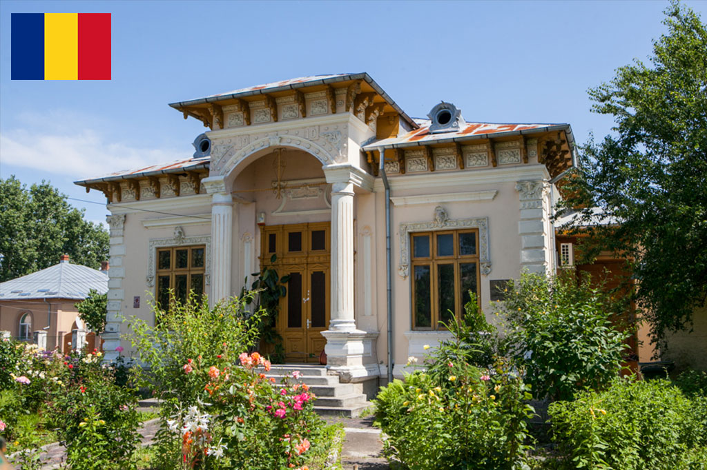 Cultural heritage of the Giurgiu county